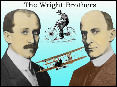 Social Studies Games - Inventors - Wright Brothers Jigsaw Puzzle ...