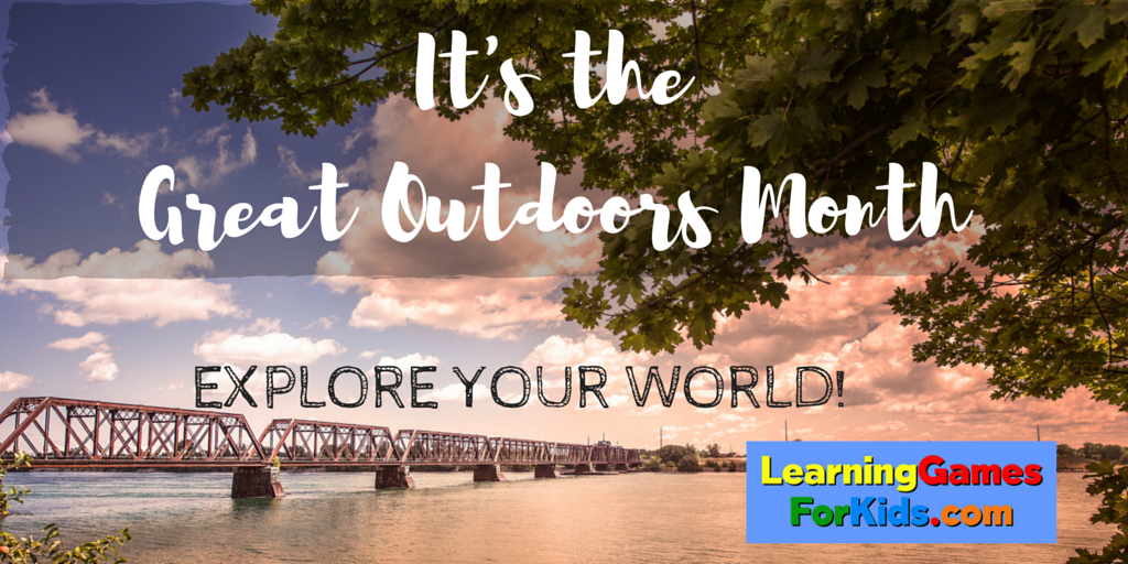 LGFK great outdoors month