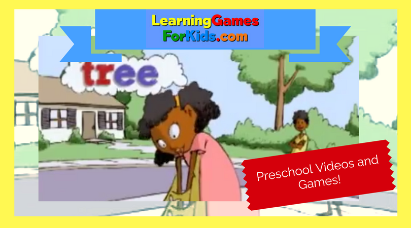 Preschool Videos and Games!