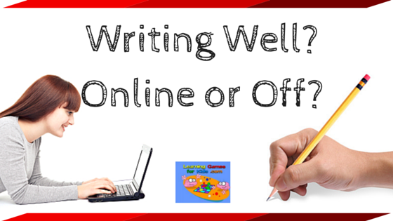 writing games online for kids