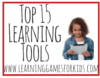 Top 15LearningTools